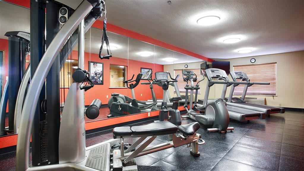 Best Western Plus Waco North - Sala fitness