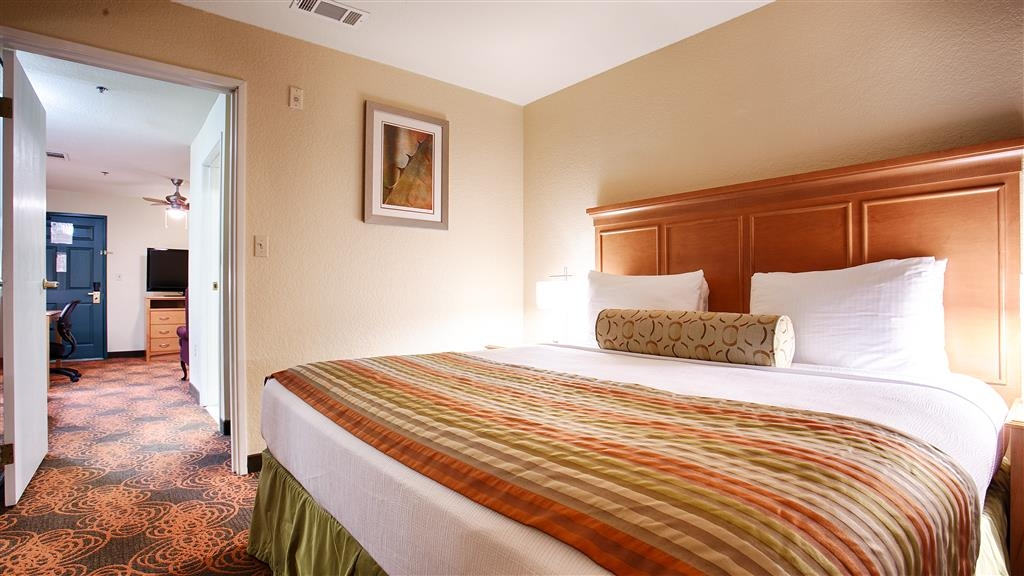 Best Western Plus Waco North - Camere / sistemazione
