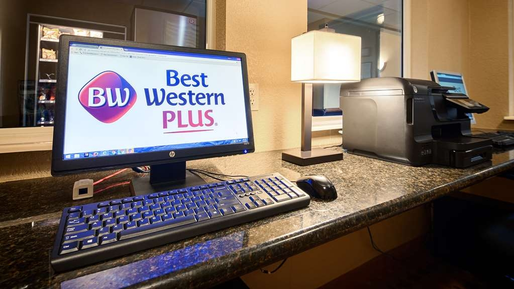 Best Western Plus Waco North - affari-centro