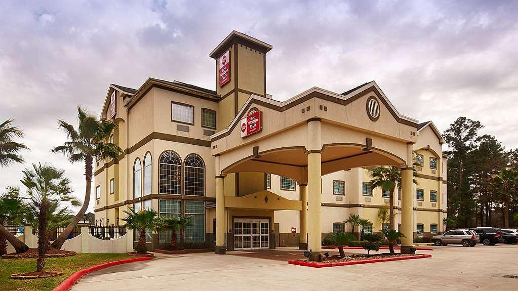 Best Western Plus New Caney Inn & Suites - Vue extérieure