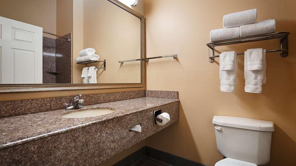 Best Western Plus New Caney Inn & Suites - Salle de bain