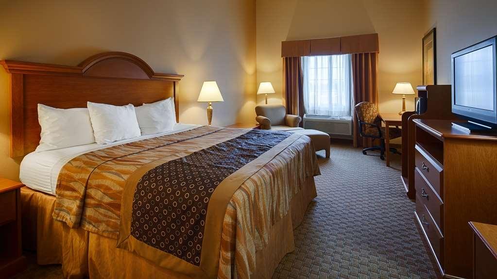 Best Western Plus New Caney Inn & Suites - Habitaciones/Alojamientos