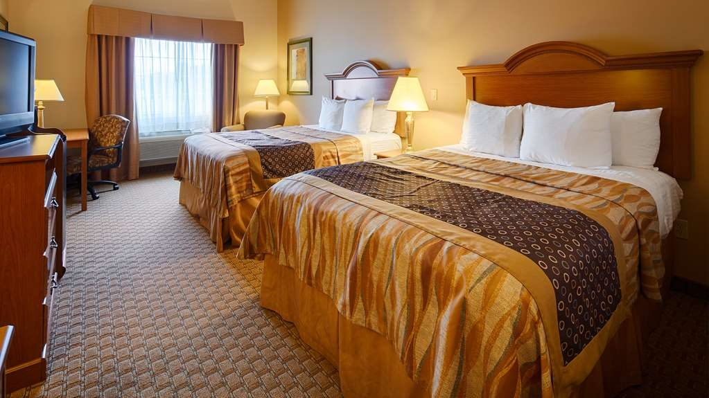 Best Western Plus New Caney Inn & Suites - Camere / sistemazione