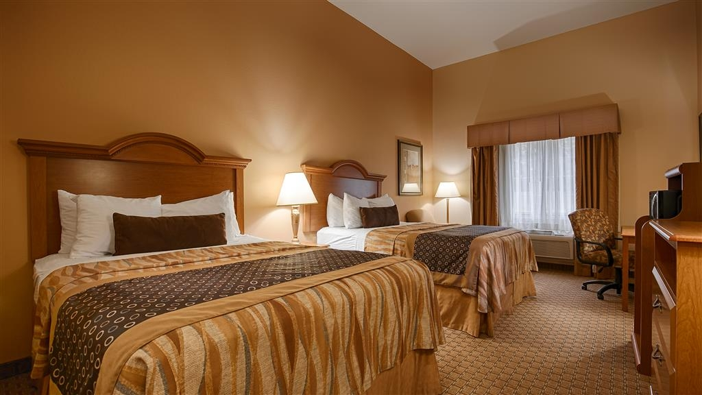 Best Western Plus New Caney Inn & Suites - Chambre