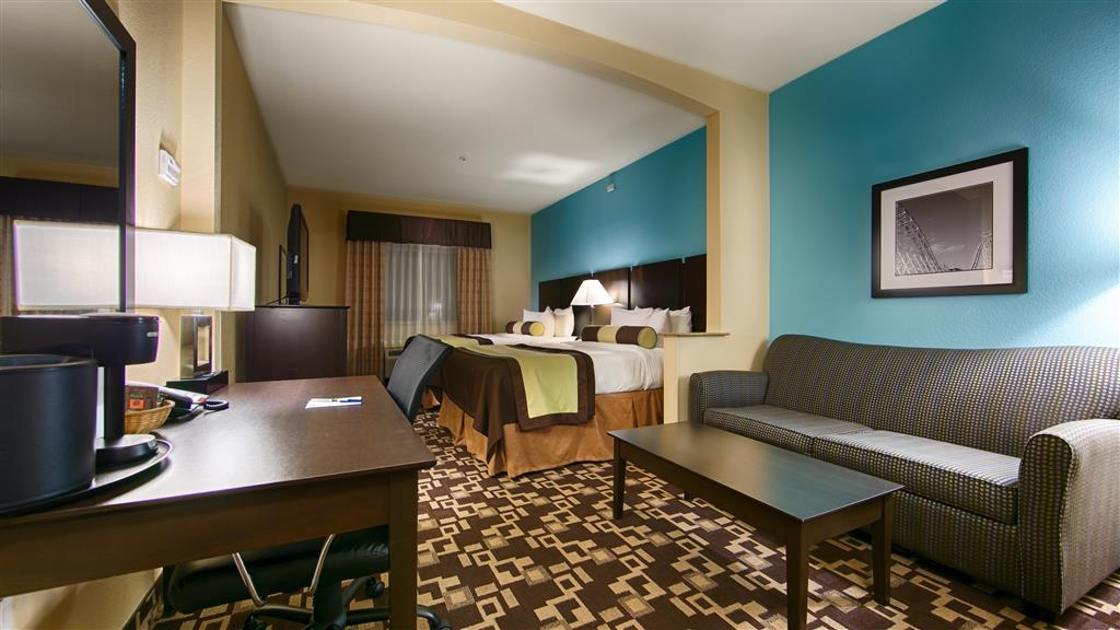 Best Western Plus Arlington North Hotel & Suites - Suite