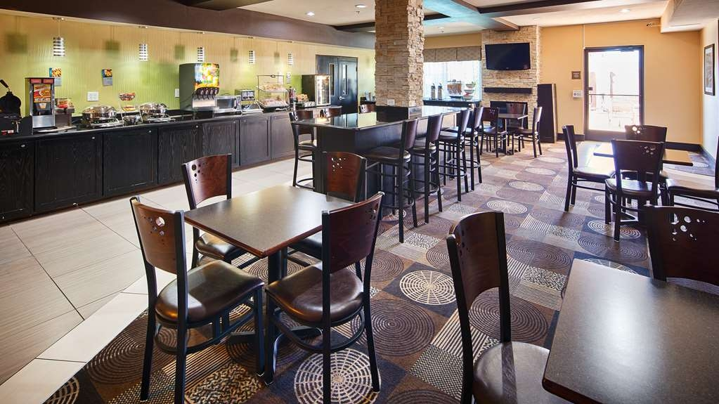 Best Western Plus Arlington North Hotel & Suites - Restaurante/Comedor