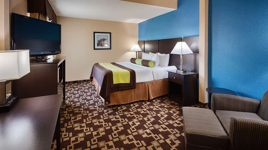 Best Western Plus Arlington North Hotel & Suites - Habitaciones/Alojamientos