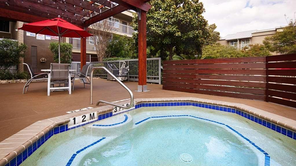 Best Western Plus Austin City Hotel - Hot tub