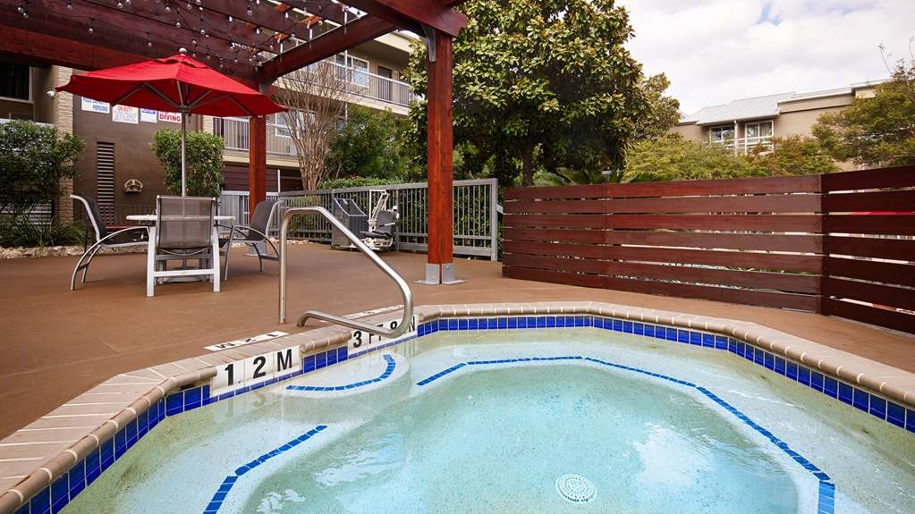 Best Western Plus Austin City Hotel - chaud baignoire