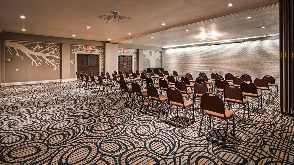 Best Western Plus Austin City Hotel - Besprechungszimmer