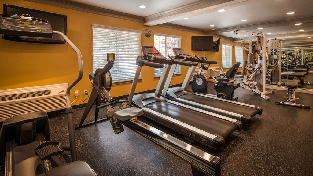 Best Western Plus Austin City Hotel - Club de remise en forme
