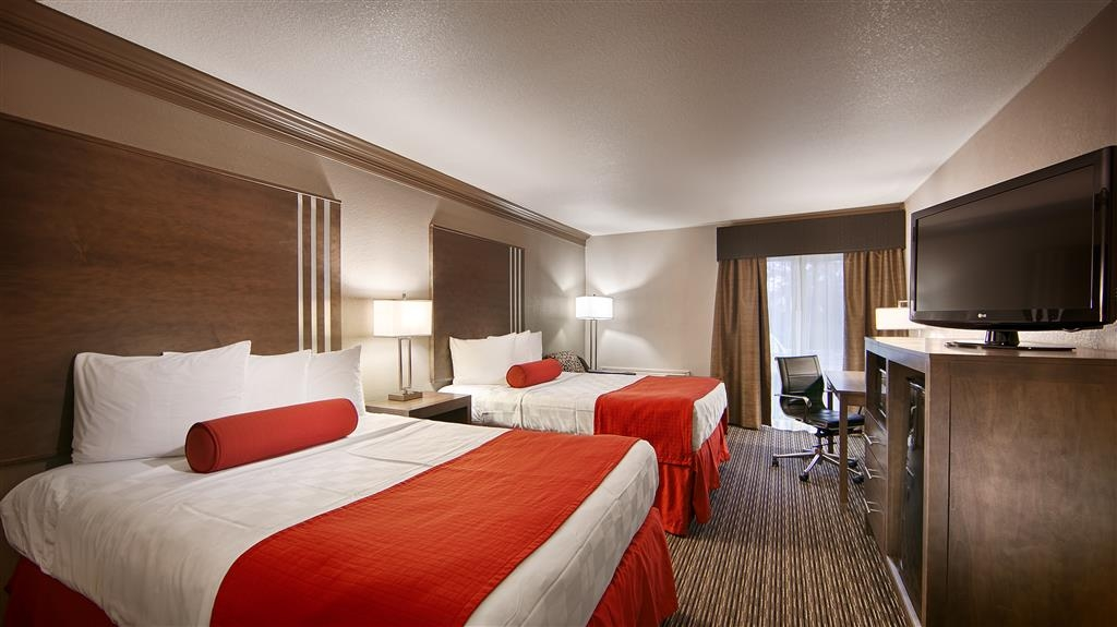 Best Western Plus Austin City Hotel - Chambre