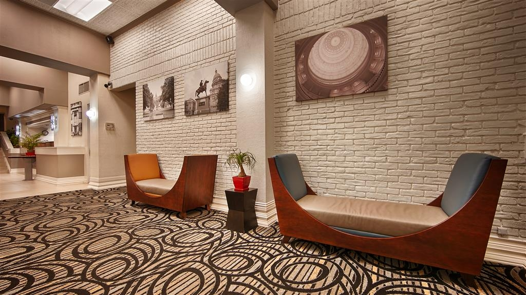 Best Western Plus Austin City Hotel - Vue du lobby