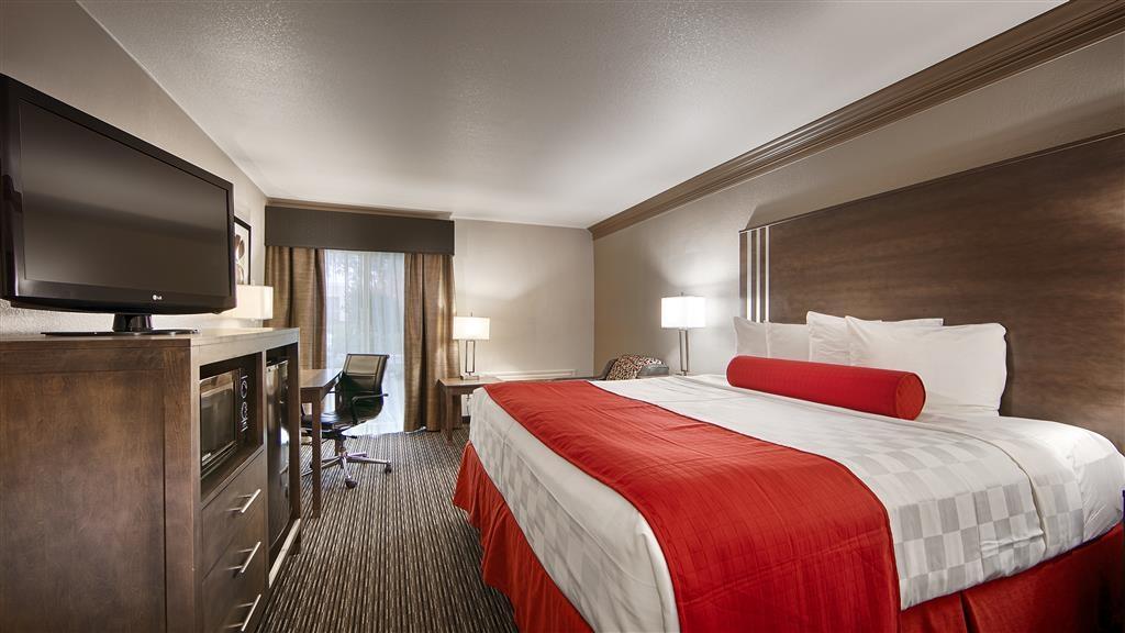 Best Western Plus Austin City Hotel - Chambre avec lit king size