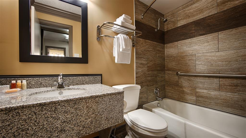 Best Western Plus Austin City Hotel - Salle de bain