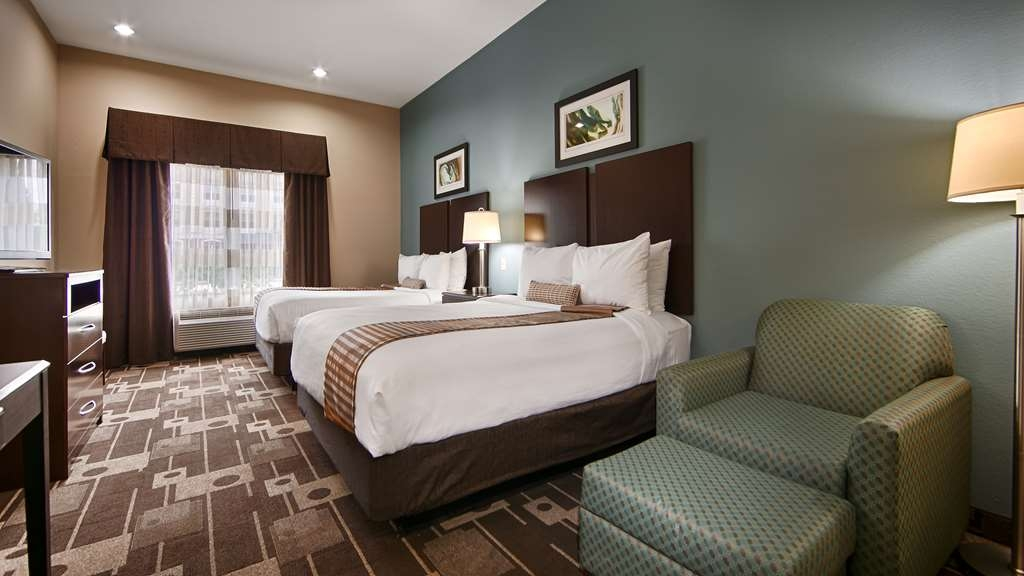 Best Western Plus JFK Inn & Suites - Camere / sistemazione