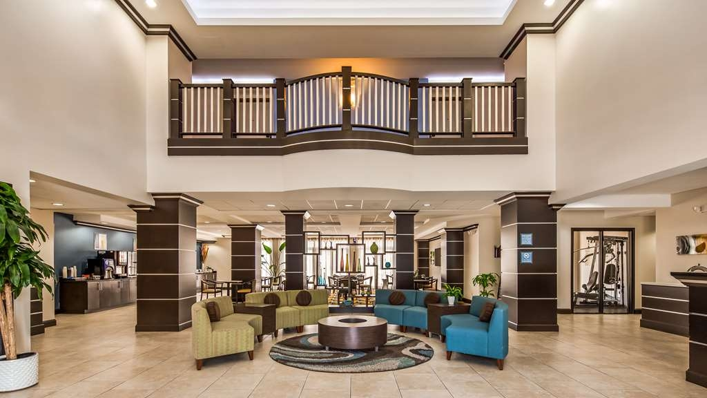 Best Western Plus JFK Inn & Suites - Lobbyansicht