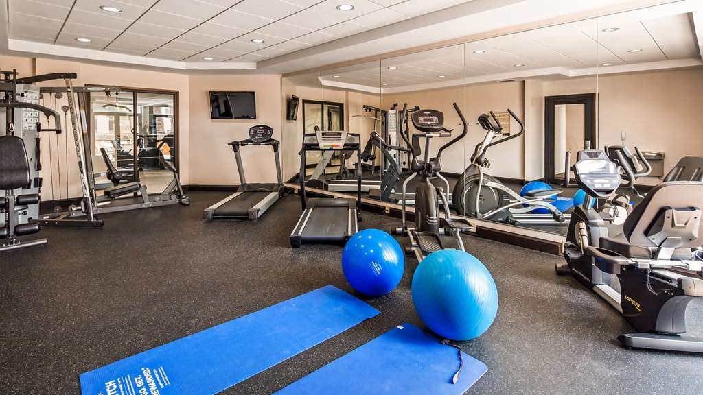 Best Western Plus JFK Inn & Suites - Fitnessstudio