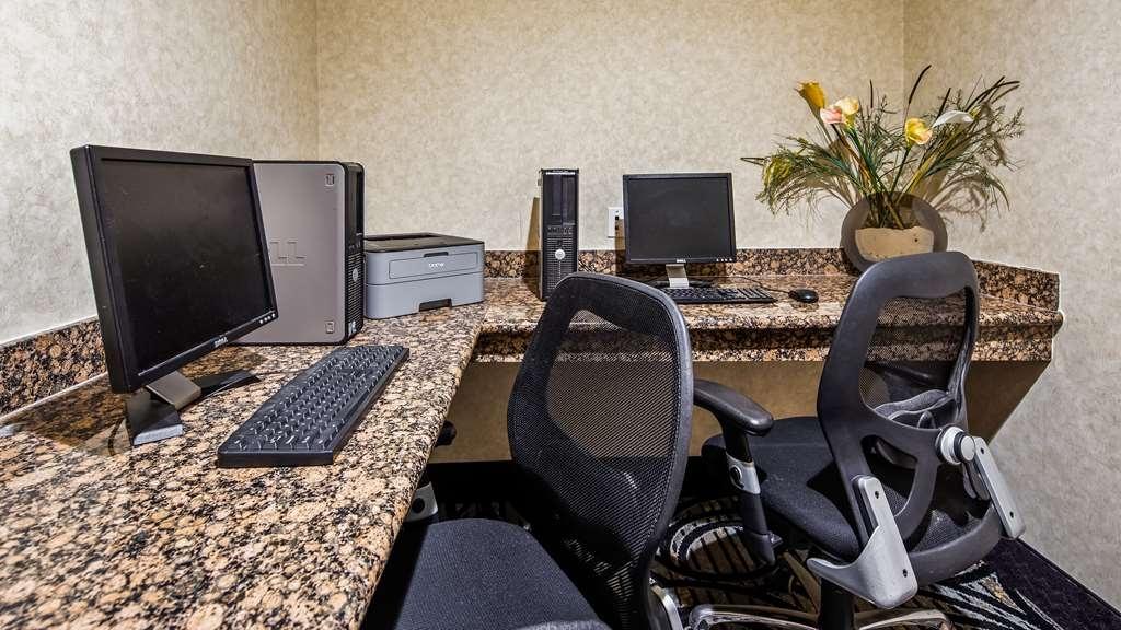Best Western Plus Cutting Horse Inn & Suites - centre des affaires