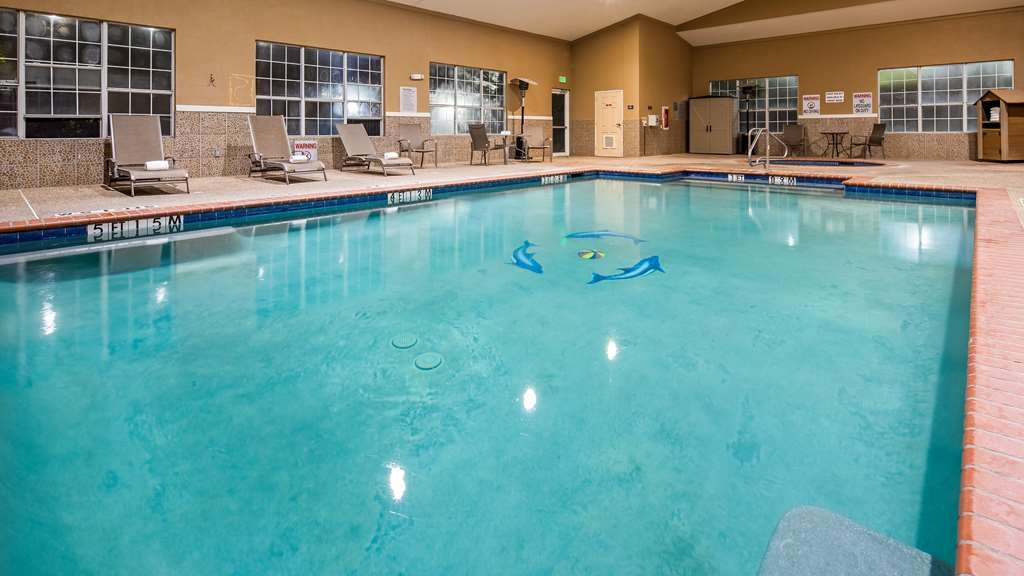 Best Western Plus Cutting Horse Inn & Suites - Vue de la piscine