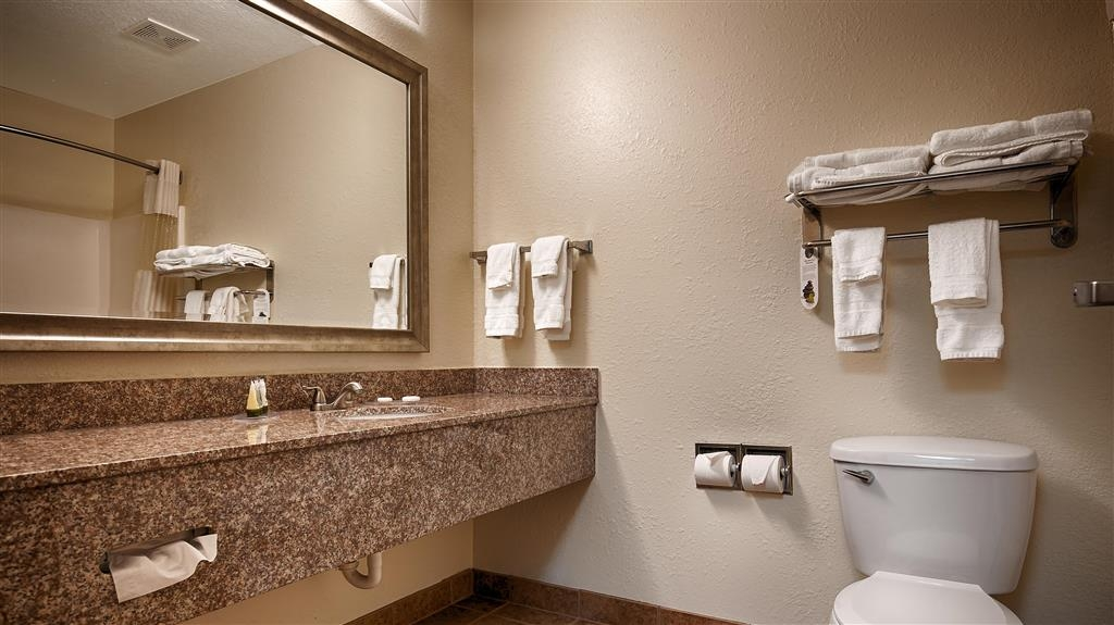 Best Western Plus Orange County - Bagno