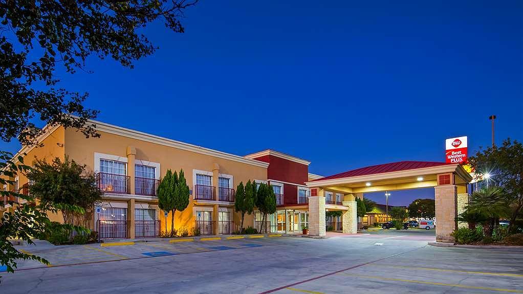 Best Western Plus Atrium Inn - Area esterna