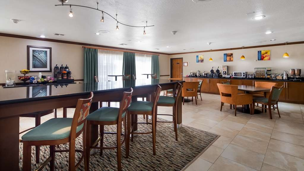 Best Western Plus Atrium Inn - Restaurante/Comedor