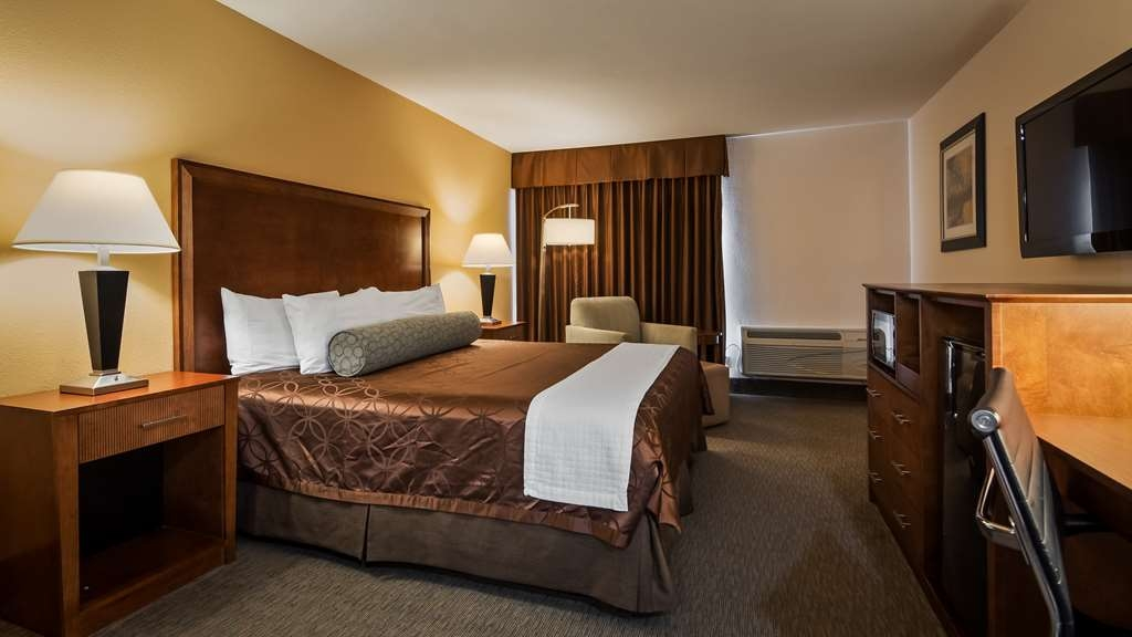 Best Western Plus Atrium Inn - Camere / sistemazione