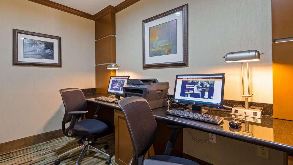 Best Western Plus Atrium Inn - centro de negocios-característica