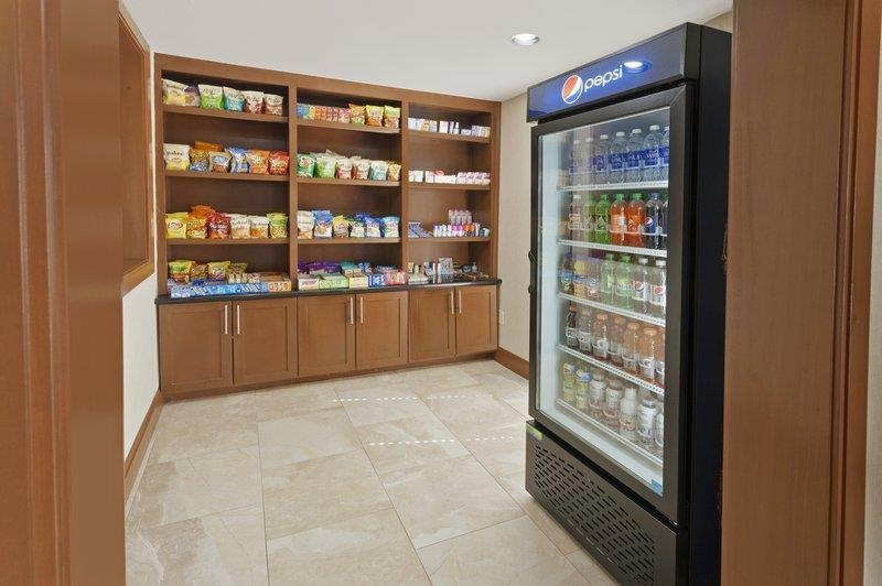 Best Western Plus Atrium Inn - Need a last-minute item, snack or drink? Stop by our sundry shop located lobby level.