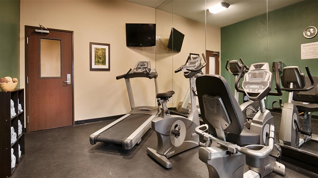 Best Western Plus Carrizo Springs Inn & Suites - Fitness Center