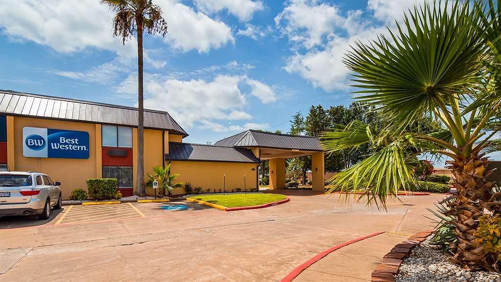 Best Western Webster Hotel, NASA - Aussenansicht