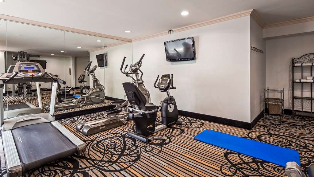 Best Western Webster Hotel, NASA - Fitness Center