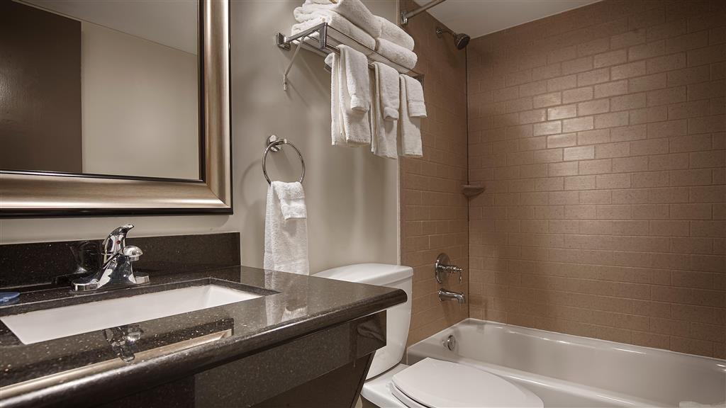 Best Western Webster Hotel, NASA - Bagno
