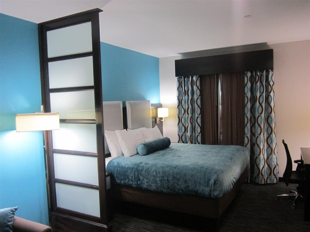 Best Western Plus Pleasanton Hotel - Habitación de lujo
