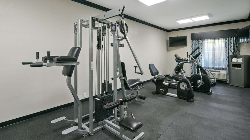 Best Western Plus Pleasanton Hotel - Club de remise en forme