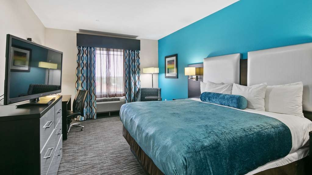 Best Western Plus Pleasanton Hotel - Chambres / Logements