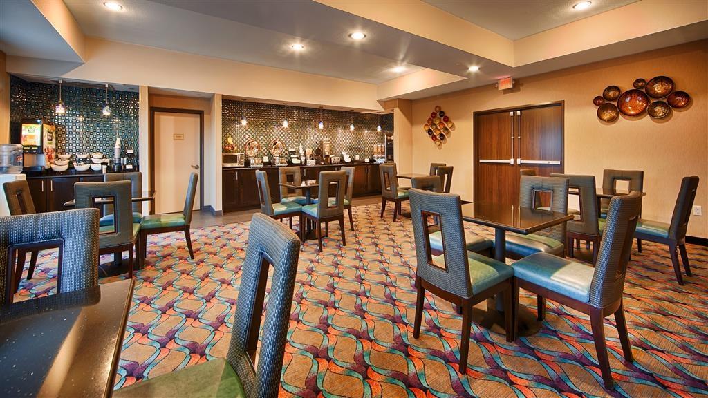 Best Western Plus Pleasanton Hotel - Frühstück