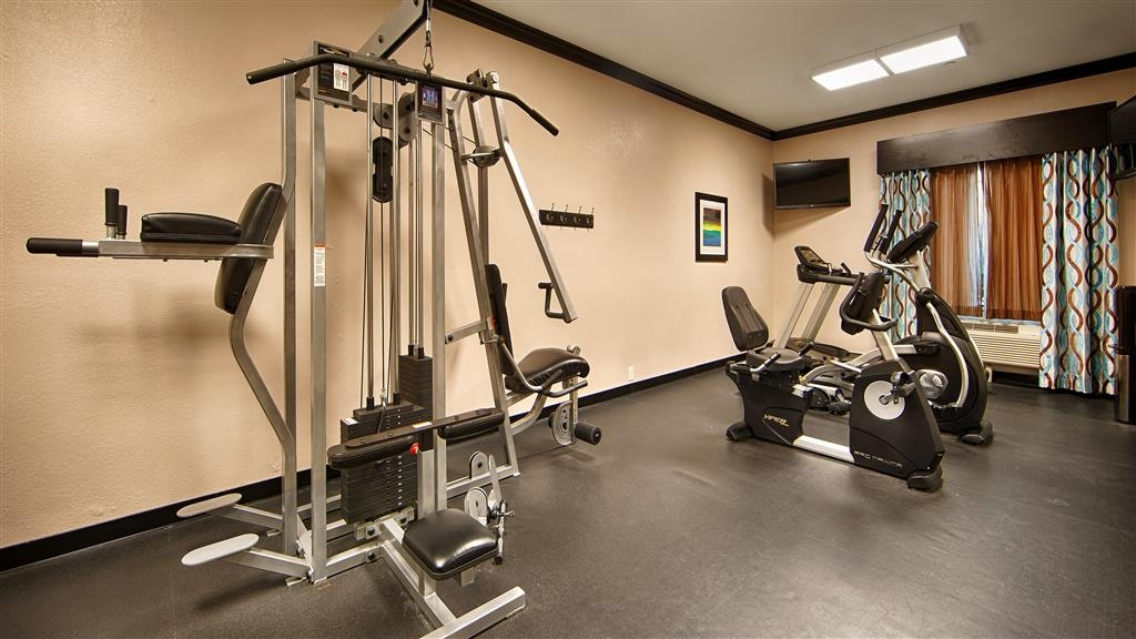 Best Western Plus Pleasanton Hotel - Centre de fitness