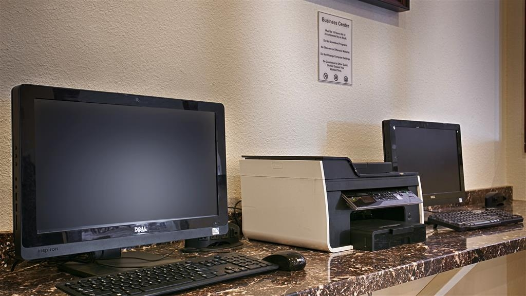 Best Western Czech Inn - Visit our 24-hour business center and enjoy access to: Printing,Faxing,Photocopying, and more.