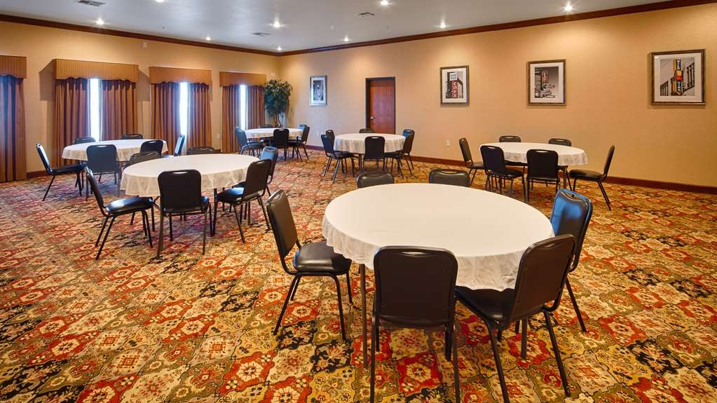 Best Western Czech Inn - Give us a call to check rates and book our meeting room.