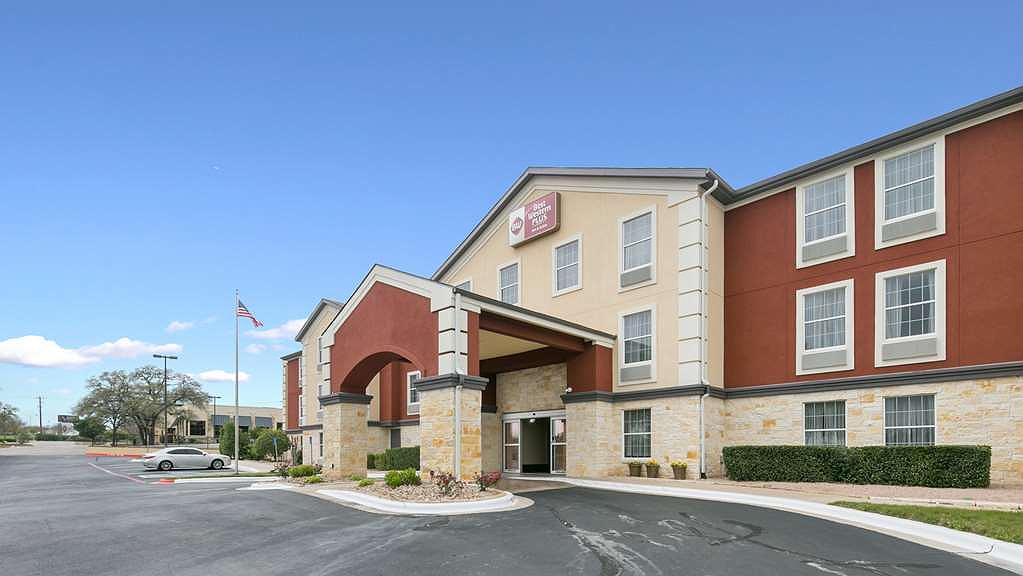 Best Western Plus Georgetown Inn & Suites - Façade