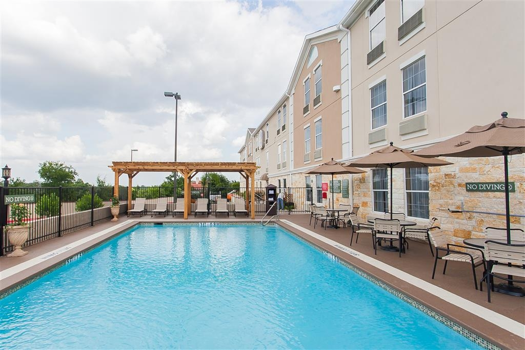 Best Western Plus Georgetown Inn & Suites - Piscina