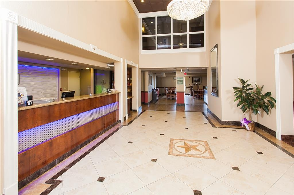 Best Western Plus Georgetown Inn & Suites - Hall