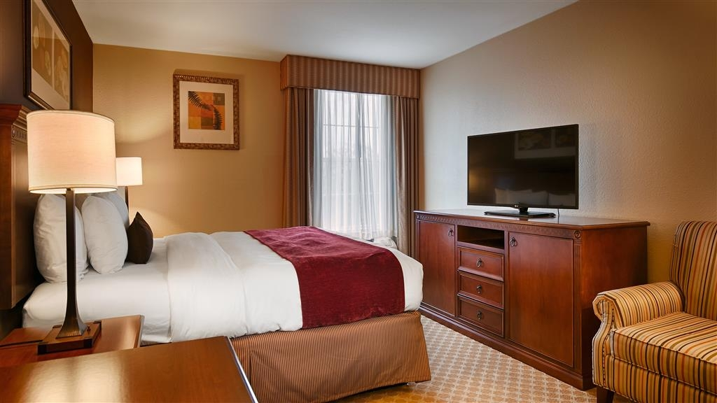 Best Western Plus Georgetown Inn & Suites - Camera con letto king size