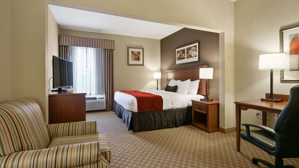 Best Western Plus Georgetown Inn & Suites - Camere / sistemazione
