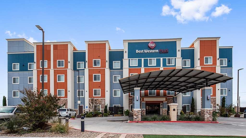 Best Western Plus North Odessa Inn & Suites - Area esterna