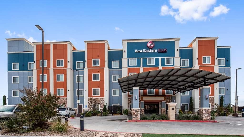 Best Western Plus North Odessa Inn & Suites - Facciata dell'albergo