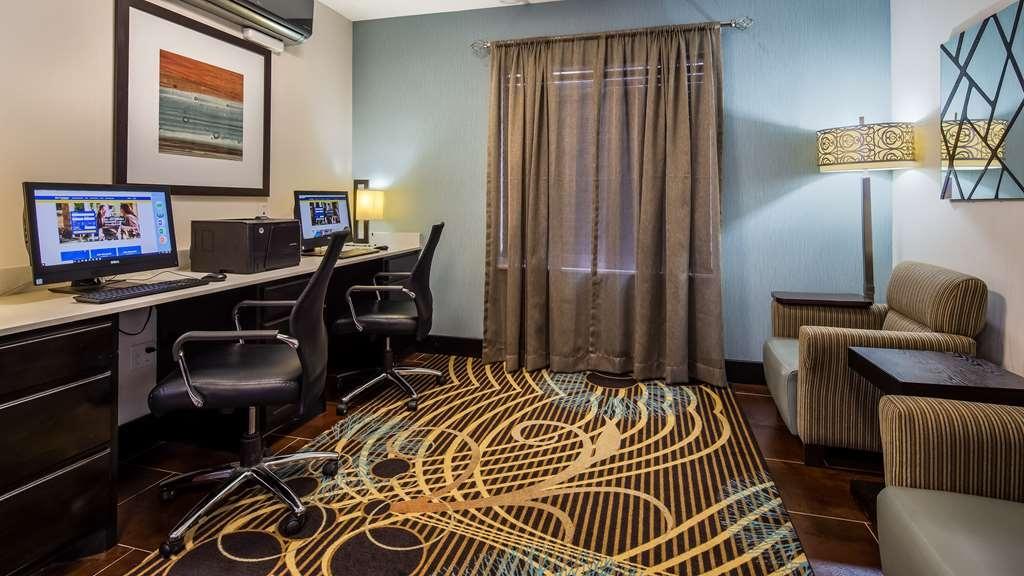 Best Western Plus North Odessa Inn & Suites - affari-centro