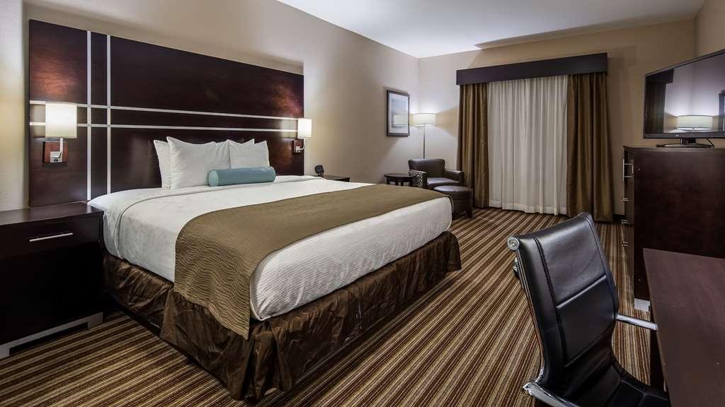 Best Western Plus North Odessa Inn & Suites - Camere / sistemazione